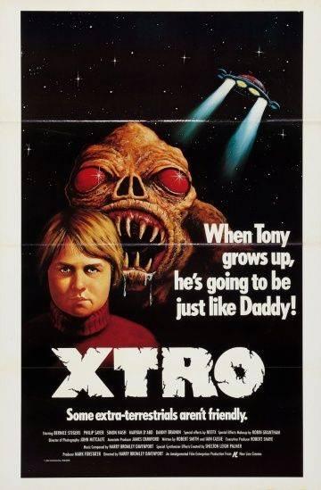 Экстро / Xtro (1982)