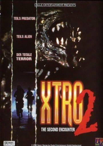 Экстро 2: Вторая встреча / Xtro II: The Second Encounter (1991)