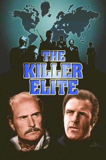 Элита убийц / The Killer Elite (1975)
