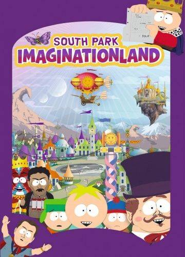 Южный Парк: Воображляндия / South Park: Imaginationland (2008)