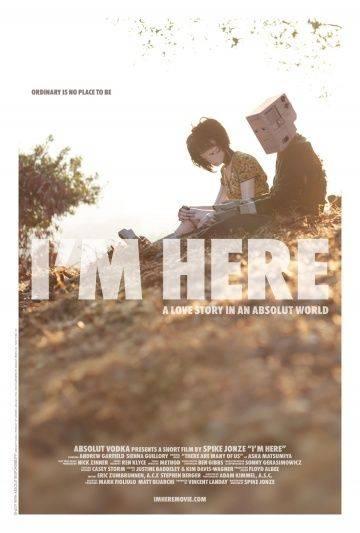 Я здесь / I'm Here (2010)