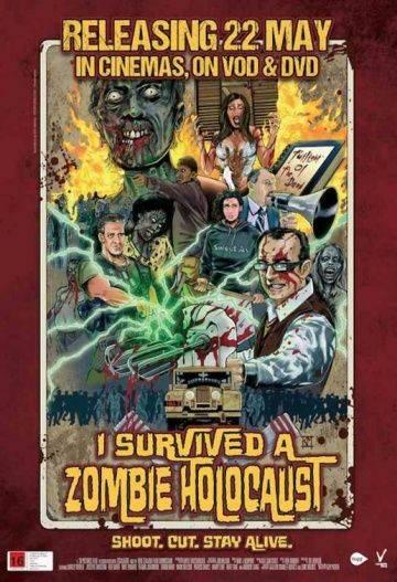 Я пережил нашествие зомби / I Survived a Zombie Holocaust (2014)