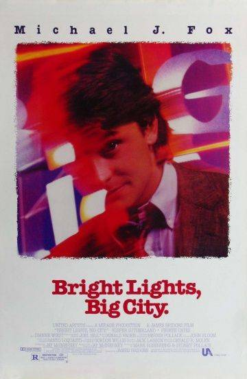 Яркие огни, большой город / Bright Lights, Big City (1988)