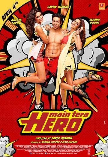 Я твой герой / Main Tera Hero (2014)