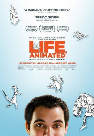 Анимированная жизнь / Life, Animated (2016)