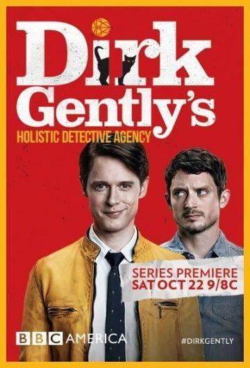 Детективное агентство Дирка Джентли / Dirk Gently's Holistic Detective Agency (2016)