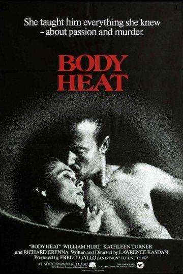 Жар тела / Body Heat (1981)