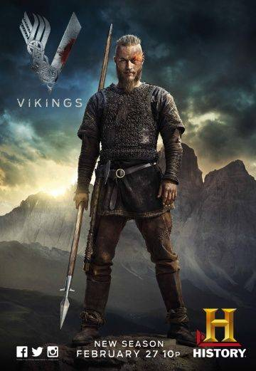Викинги / Vikings (2013)