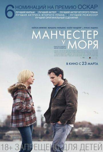 Манчестер у моря / Manchester by the Sea (2016)