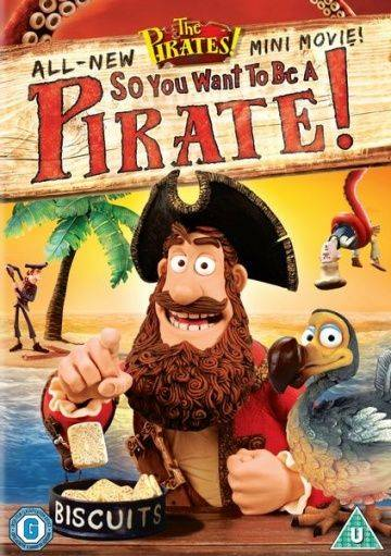 Кто хочет стать пиратом? / The Pirates! So You Want To Be A Pirate! (2012)